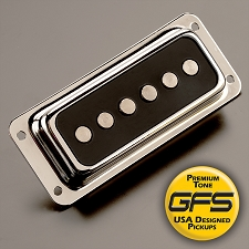 KP - GFS NYII Pickups, Black/Chrome - Kwikplug™ Ready