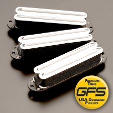 KP - Lil Killer White Humbucker Humbucker Strats - 3 Versions Available - Kwikplug™ Ready