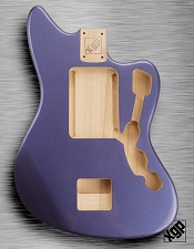 XGP Professional Offset Body Cobalt Blue Metallic