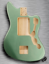 XGP Professional Offset Body Sage Green Metallic
