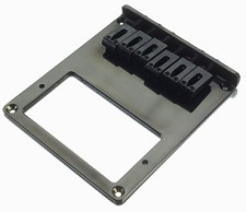 Black Humbucker bridge for Tele Guitars