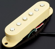 "Cream NAL5 Alnico SIngle Pickup- Mellow ""Underwound"" vintage pickup"