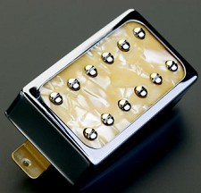 Dream 180 Vintage Voiced Humbucker- Gold Pearl/Chrome Neck Position