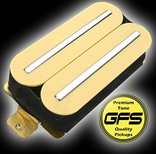 GFS Crunchy Rails- Our Hottest- Modern Metal Power- Ivory Neck Position