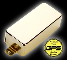 Mini Birds- Classic Covered Humbucker- Gold Case- Bridge Position