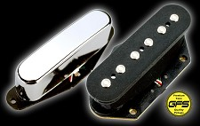 """Power Rock"" neovin Noiseless Tele Pickup Pair"