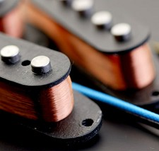 KP - Premium Overwound Alnico Strat Pickups- Our Best Hot Set! - Kwikplug™ Ready