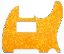 Telecaster pickguard cut for Neck Humbucker pickup
