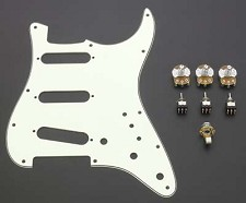 Vintage Mint Green Superstrat Kit