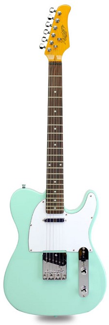 XV-820 Surf Green Rosewood Fingerboard