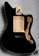 XGP Professional Offset Body Strat Tremolo Gloss Black