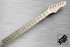 XGP Professional Strat Style Neck Maple Fingerboard NO FINISH