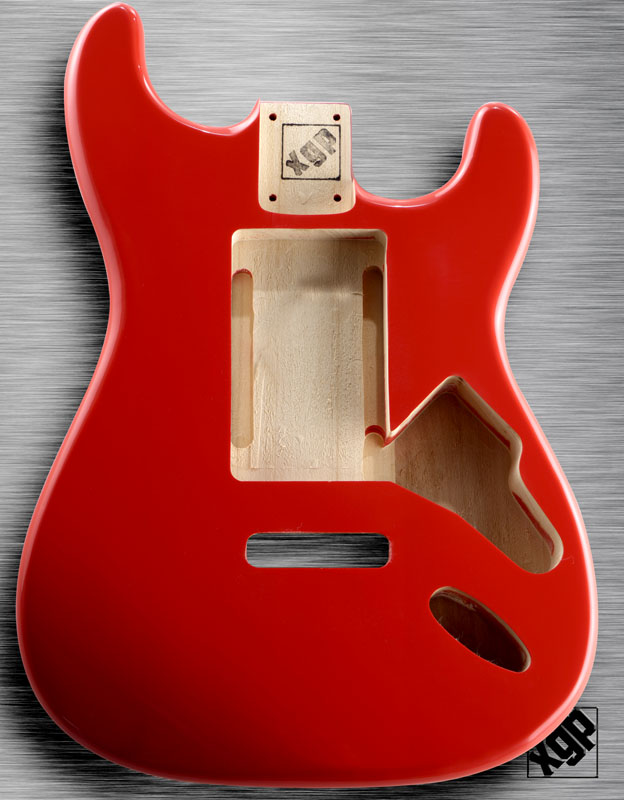 xgp swimming pool rout professional strat body fiesta red