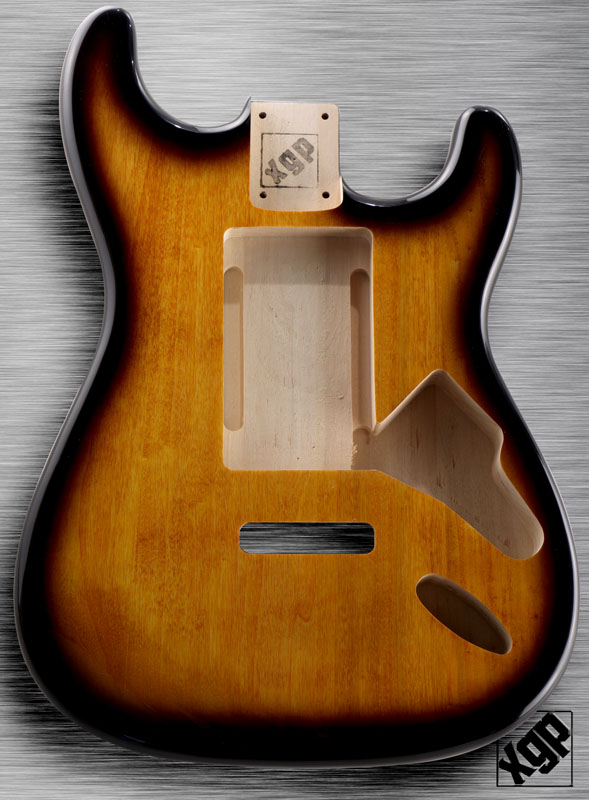 xgp swimming pool rout professional strat body sunburst