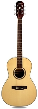 XV-AP30S - Xaviere Parlor Guitar- Solid Spruce Top 18 fret, Rosewood Back,sides