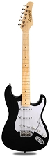XV-870 Gloss Black Maple Neck