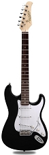XV-870 Black with Rosewood Fingerboard