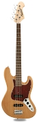 JB  Bass Alder Body Maple Neck Vintage Natural Rosewood Fingerboard