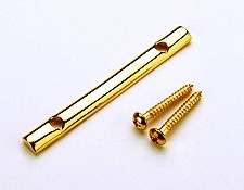 Floyd Rose retainer bar GOLD