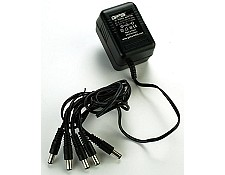 GFS Electronics 5 position 9 Volt AC Adapter