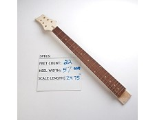 3x3, Unfinished, Maple Neck with Rosewood Fingerboard