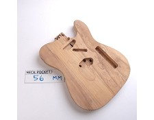 "Satin Finished, ""Telecaster Style"" Body"