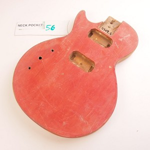"Satin Finished, Red, ""LP Special Style"" Body, HH - LEFTY"