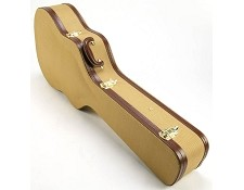 Genuine Tweed  Hardshell Case fits Dreadnaught Acoustic Guitars