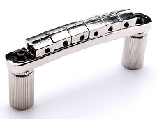 XGP SOLID BRASS Nickel locking Tuneomatic bridge, locking Saddles-