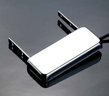 GFS Thin Jazz Alnico Neck pickup- Vintage Archtop Pickup Chrome