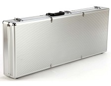 "Aluminum ""Flight Case"" style Case fits SG"