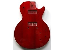LP Special Style Solid mahogany Body Gloss Transparent Cherry