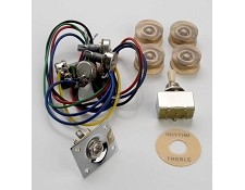 Complete LP/SG style wiring kit