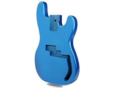 METAFLAKE SPARKLE Blue P Bass Lightweight Body
