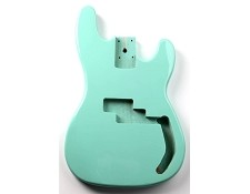 P Bass Lightweight Body Surf Green Finish - Blem
