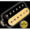 GFS professional Series Alnico II Humbucker Zebra Case Bridge Pickup