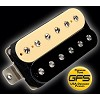 GFS professional Series Alnico II Humbucker Zebra Case Neck Pickup