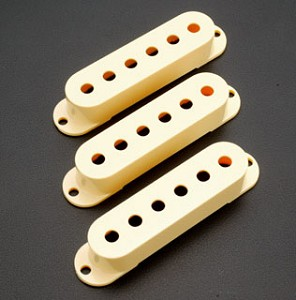 GFS Premium and Authentic Strat Cream Covers