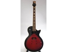 SPECIAL PURCHASE! Set Neck, Red&Black, LP Style Guitar, HH