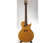 SPECIAL PURCHASE! Set Neck, TV Yellow, Single Cutway Style Guitar, P90/P90