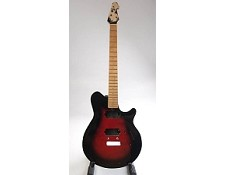 SPECIAL PURCHASE! Red& Black, Single Cutway Style Guitar, HH