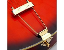 Classic GOLD Epiphone Casino, Gibson ES-330 Style Trapeze Tailpiece