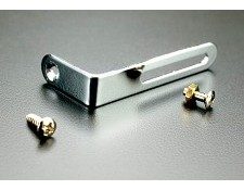 Les Paul Pickguard Mounting bracket with Hardware chrome