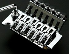 NEW!! Heavy Duty Dual Locking Floyd Rose Trem- BRASS&STEEL!