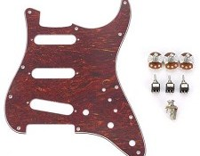 Tortoise Shell Superstrat Kit
