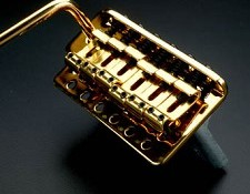 Vintage Gold Tremolo fits Mexican, Korean, Chinese made guitars