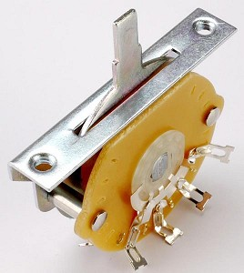 USA Spec Stratocaster 5-Way Switch-