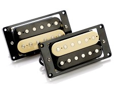 CLEARANCE- GFS Calibrated Pair ALnico Zebra Humbucker Pickups