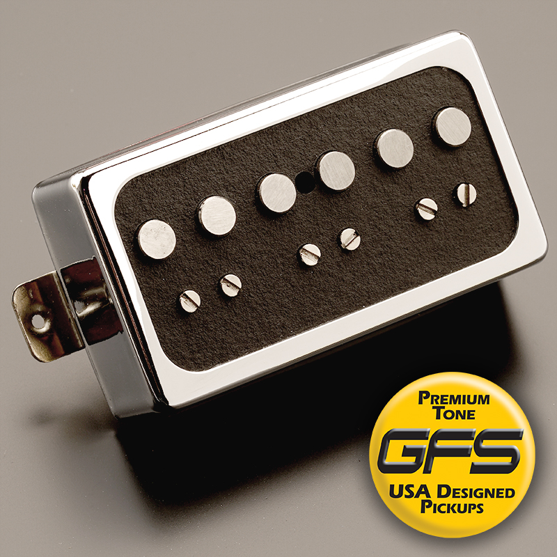 GFS Surf 90 Alnico II Rockabilly Pickups