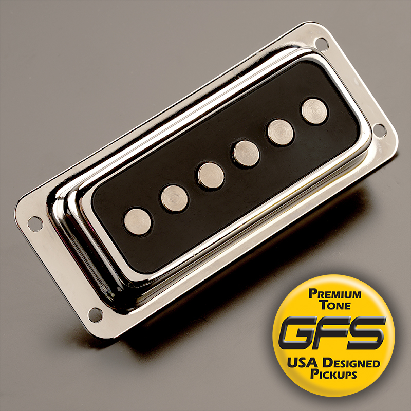 GFS NYII Surface Mount Handmade Alnico Pickup